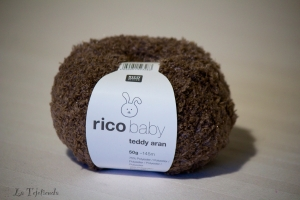 Baby teddy aran 001